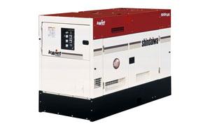 Shindaiwa kWiet DGK100D 100kVA