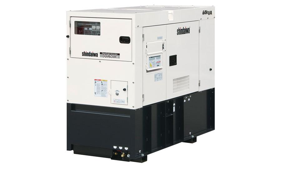 Shindaiwa kWiet DGM60MK 60kVA