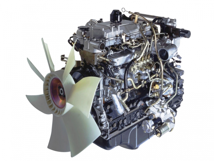 Isuzu-4HK1-Power-Unit