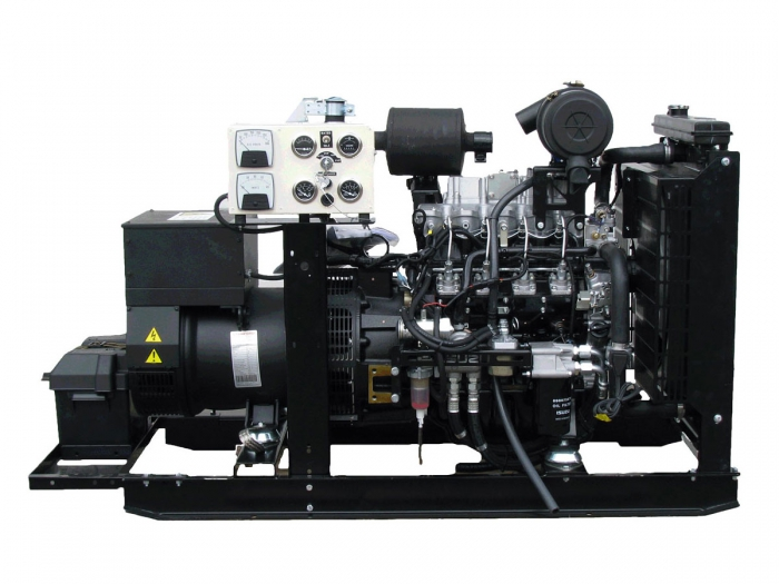 WQ27-27kW-generator