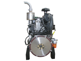 Yanmar Power Unit with Hydraulic Pump Drive