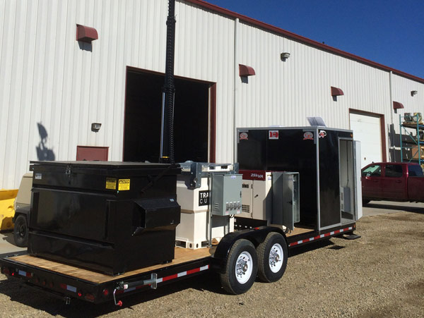Generators trusted by industry, manufcuated by Westquip